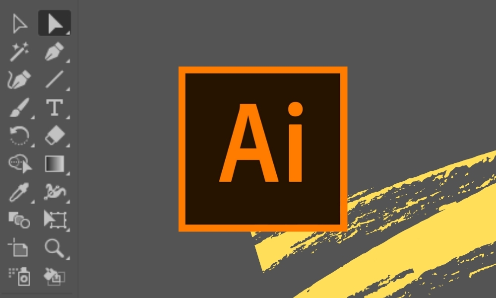 The components of Adobe Illustrator used in graphic design